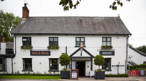 The Bulls Head Pub refurbishment